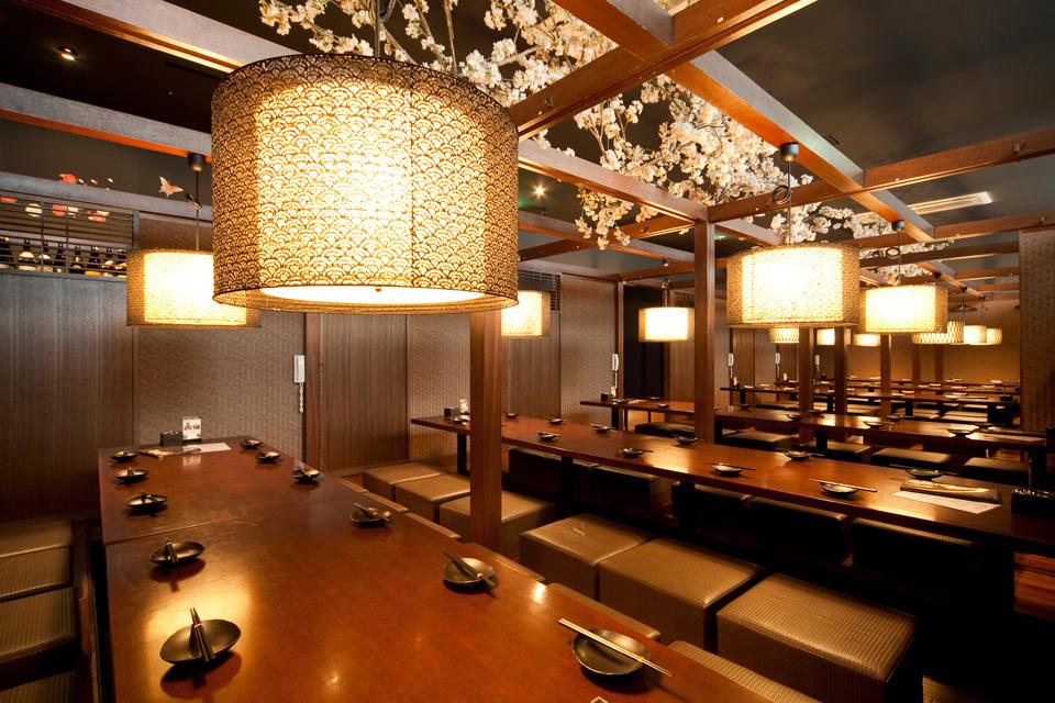 Japanese dining 醍醐[桜邸]